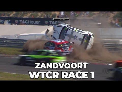 Xxx Mp4 Hot Girls Hot Drivers Home Race Hero WTCR Zandvoort Race 1 2018 3gp Sex