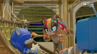 Sonamy in Sonic boom [2 stagione] ITA ep.8
