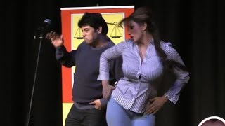 Dancer Saima Khan & Naseem Vicky Stage Dance HD