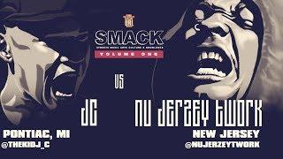 JC VS NU JERZEY TWORK SMACK/ URL RAP BATTLE