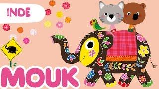 Mouk découvre l'Inde | Compilation de 30 min d'épisodes HD
