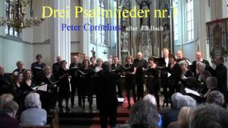 Bußlied - Peter Cornelius - Doulce Memoire