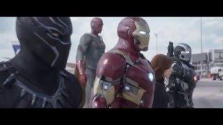 Capitán América: Civil War - Nuevo Spot