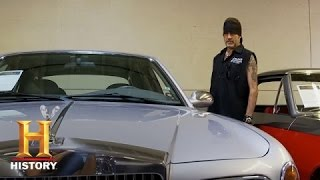 Counting Cars: Danny's First Ride in a Rolls-Royce | History