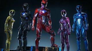 Power Rangers: O Filme (2017) - Trailer HD Dublado