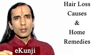 Hair Loss Home Remedies for women men- Best Solutions by Ayurveda