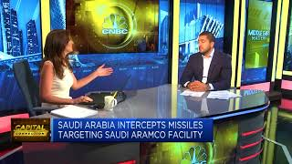 Saudi says it intercepted missiles targeting Aramco facility by Houthis | Middle East News