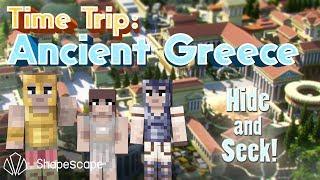 Time Trip: Ancient Greece | Hide & Seek | Trailer