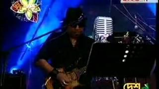 Ayub Bacchu LR.B.) - Shei Tumi (Call Er Gaan Live) - YouTube