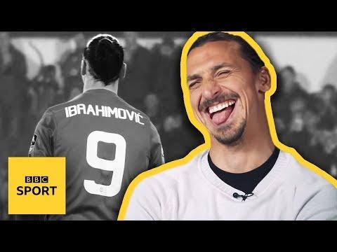 Xxx Mp4 QuotI Made The Premier League Look Oldquot Zlatan Ibrahimovic Interview BBC Sport 3gp Sex