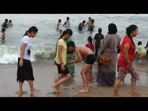 Top Most Attraction of Beaches in Chennai, Tamil Nadu, India, Part 1