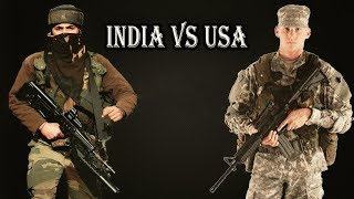Indian Special Forces vs American Special Forces