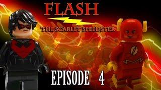 LEGO FLASH SERIES: THE SCARLET SPEEDSTER - Episode 4