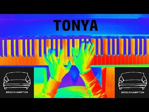 Brockhampton - TONYA (Piano Cover)