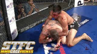 STFC MMA 29:  Elias Urbina vs Josh Sharpless full fight HD
