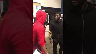 Terence Crawford Tells Errol Spence Jr. To Save His Number