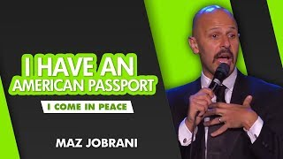 """I Have an American Passport"" 