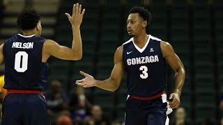 Gonzaga Soars to Win Over Portland | CampusInsiders