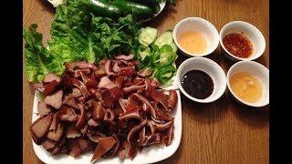របៀបធ្វើផាកឡូវ | How to Cook Phak Lav - មេផ្ទះ (Housewife)