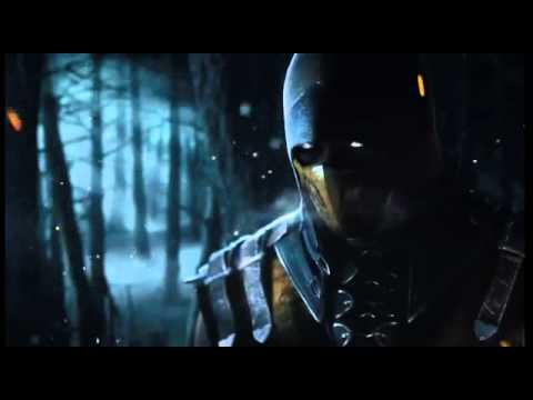 Trailer de mortal conbat X