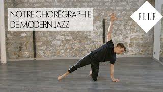 Chorégraphie de Modern Jazz pour débutant┃ELLE Danse