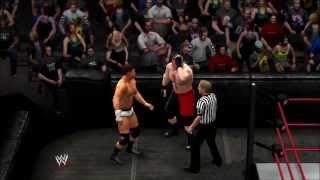 Cody Rhodes vs Brock Lesnar - I Quit Match