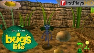 A Bug's Life - PC Gameplay