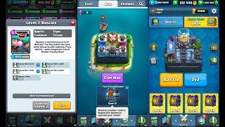 Clash Royale Private Server - RASCALS & CLAN WARS - Null