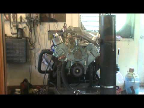 406 cid Pontiac engine making 350+ HP and over 400 ft lbs of torque by Tin Indian Performance