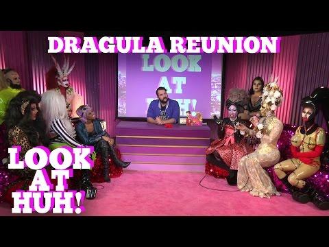 The Boulet Brother's DRAGULA Reunion: LOOK AT HUH!