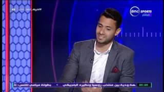 """الحريف - أحمد عادل """" السعيد أفضل لاعب بمصر وأنا مظلوم بالاهلي وأفضل مدرب """" البدري """""""
