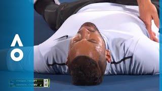 Zverev zeros in on Kyrgios during Fast 4 in Sydney | Australian Open 2018
