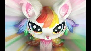 Lps Custom ~ Rainbow Fox