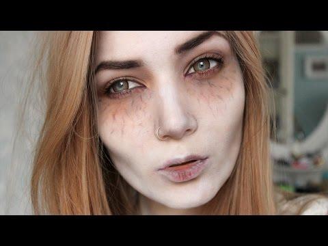 Victorian Vampire Halloween Makeup Tutorial