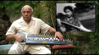 Tu Ganga ki Mauj, Naushad's Filmfare award winning song played on Banjo by Prof. Qasim Zaidi