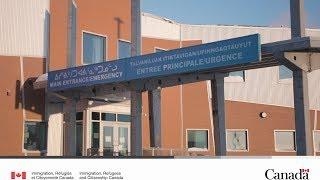 Promouvoir les soins aux patients à Iqaluit