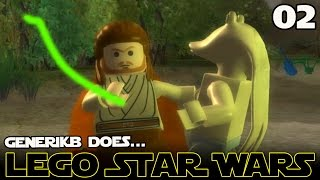LEGO STAR WARS The Complete Saga Ep 02 -