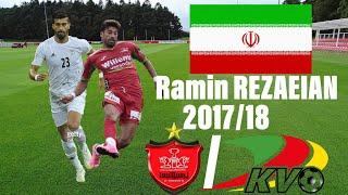 Ramin REZAEIAN | Iran | Perspolis FC/KV Oostende | 2017/18