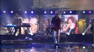 One Republic - Good Life (American Music Awards 2011)