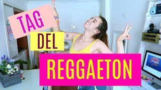 TAG DEL REGGAETON | Rebeca Terán