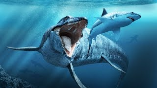 Most TERRIFYING Sea Monsters Ever!