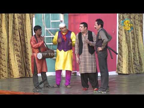 Xxx Mp4 Iftikhar Thakur And Zafri Khan Pakistani Stage Drama Comedy Clip 2018 Pk Mast 3gp Sex