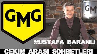 GMG Garage  sahibi  Mustafa Baranlı  ile Çekim Arası Sohbetleri