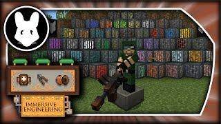 Immersive Engineering: Chemical Thrower! - Minecraft 1.10.2/1.11.2