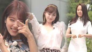 Park Shin Hye & Lee Sung Kyung & Song Ji Hyo, attractive dance battle! 《Running Man》런닝맨 EP436