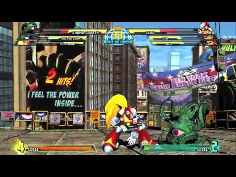 Marvel® vs. Capcom® 3: Fate of Two Worlds: Enter Shuma-Gorath