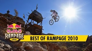 Best of Red Bull Rampage: 2010 - World's Biggest 360
