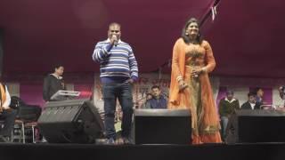 भोजपुरी लाइव स्टेज शो चंडीगढ़ 2017 //निशा उपाध्याय स्टेज शो 2017 //new bhojpuri live show