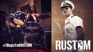 Sonakshi Sinhas Drummer Tribute To Rustom  7DaysToRustom uploaded on 07-04-2017 3872 views
