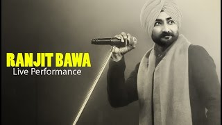 Ranjit Bawa Best Live (Show) Performance at Landran    Full HD 2016